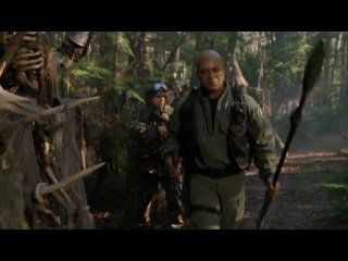 �������� �����: SG-1 (Stargate: SG-1) 7x7 - ���� ��� (Enemy Mine)